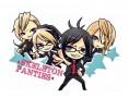 ☆SKELETON PANTIES☆